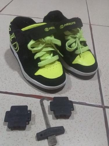 familia subtítulo evaporación  Zapatos Patines Heelys Precio Negociable.esxribir A Whatshap | Mercado Libre