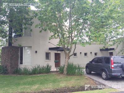 Mosquera Y Gallastegui - Muy Linda Casa En Talar Del Lago