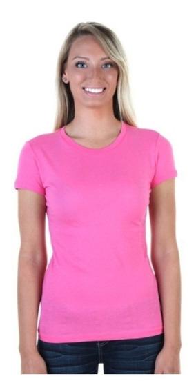 Remera De Mujer Para Sublimar Lisa Spum - Modal