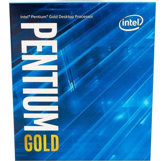 Processador Intel Pentium Gold G5400 4mb 3.7ghz Lga 1151 Nfe