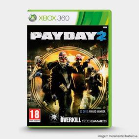 Payday 2 Original Lacrado Para Xbox 360