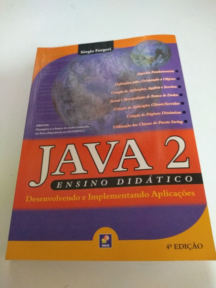 Java 2 Ensino Didatico