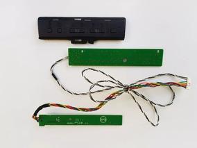 Teclado E Sensor Tv Sony Kdl-40bx455 Cód. M39