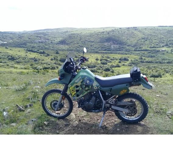Kawasaki Klr 650 Muy Sana Bmw Yamaha Ktm Adventure Tenere