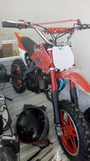 Sunl Cross 50cc Leon Gto
