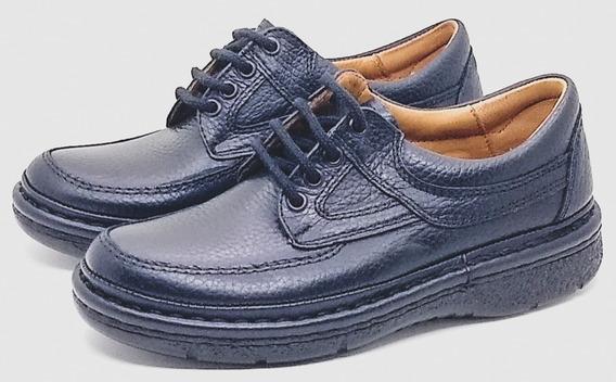 Febo Súper Confort Hombre Cuero Cosido Tk Shoes