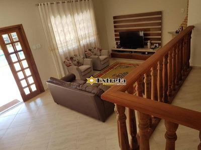 Chácara Com 5 Dormitórios À Venda Ou Permuta, 2000 M² Por R$ 1.200.000 - Capela Do Barreiro - Itatiba/sp - Ch0034