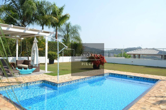 Casa Com 4 Dormitórios À Venda, 250 M² Por R$ 1.065.000,00 - Serra Da Estrela - Atibaia/sp - Ca0324