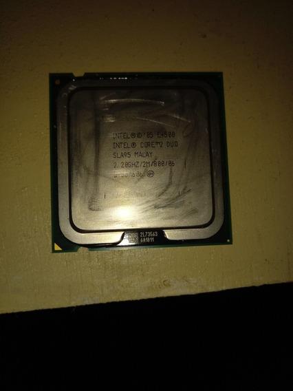 Processador Intel Core 2 Duo 2.2ghz E4500