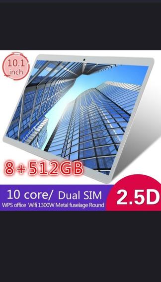 Tablet Tela 10.0 Memória 512 Gb