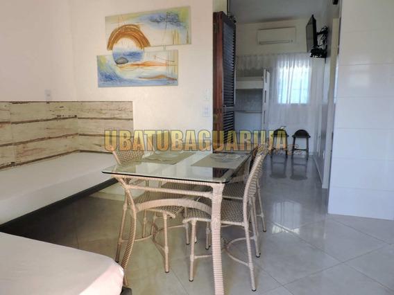 Apartamento 1 Quarto Em Ubatuba Com Ar Condicionado E Wi-fi