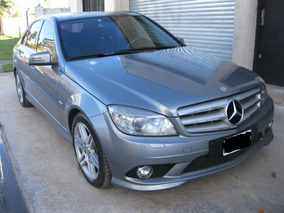 Mercedes Benz C250 Cgi Blue Efficiency Año 2010