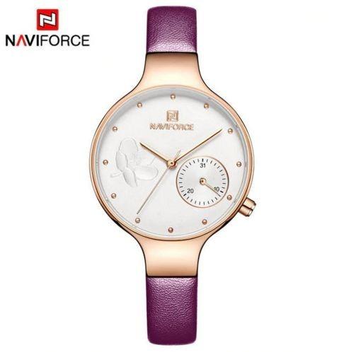Relógio Feminino Naviforce Nf 5001