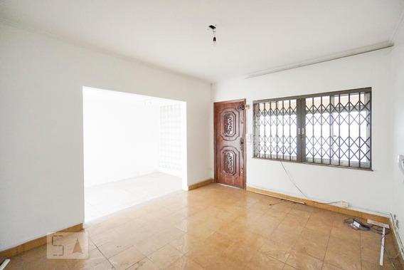 Casa Para Aluguel - Jardim Anália Franco, 3 Quartos, 270 - 892966230