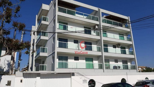 Imagem 1 de 30 de Cobertura Duplex Com 3 Quartos Sendo 1 Suíte  À Venda, 189 M² Por R$ 470.000 - Recreio - Rio Das Ostras/rj - Co0069