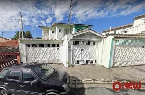 Sobrado Com 3 Dormitórios À Venda, 125 M² Por R$ 650.000 - Vila Augusta - Guarulhos/sp - So1008
