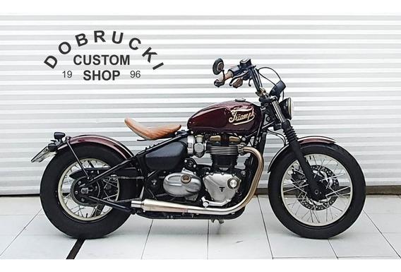 Triumph Bonneville Bobber 1200 Customizada