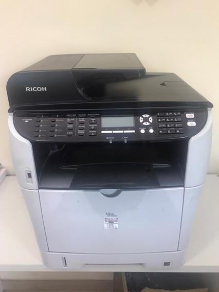Impressora Ricoh Afício 3510sf Multifuncional Monocromática