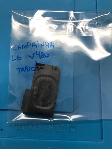 Campainha Tablet V480 Lg