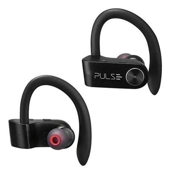 Earphone Sport Bluetooth 4.1 Tws Resistente À Água Pulse
