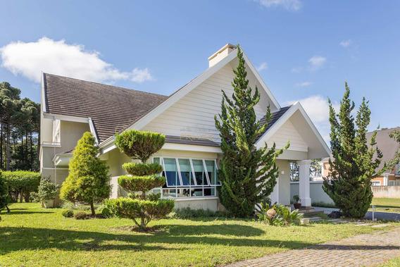 Casa De Condomínio Em Curitiba - Pr - Ap0636_impr