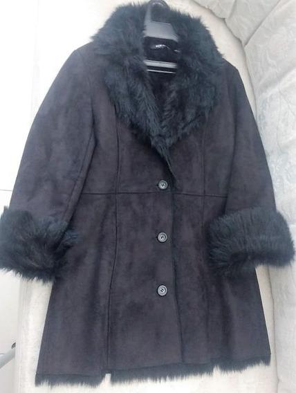 Casaco De Camurça Para Inverno