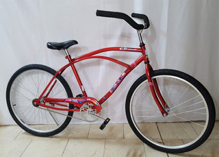 Bicicleta Playera Rod 26 Ram