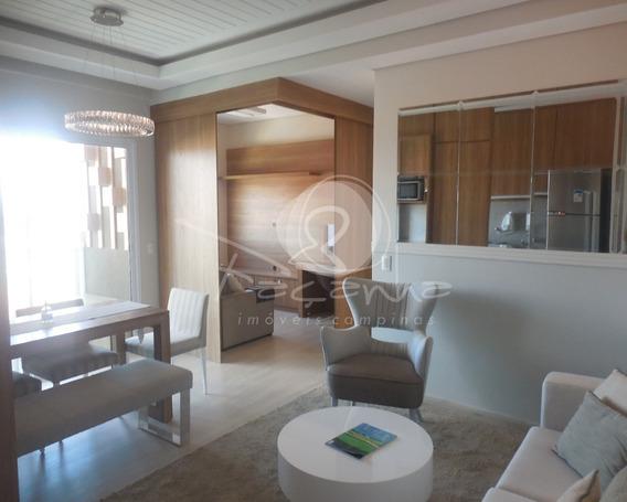 Apartamento Para Venda No Taquaral Em Campinas - Imobiliária Em Campinas - Ap02846 - 33712443