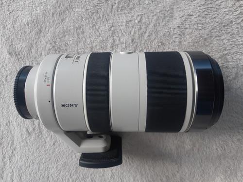 Lente Sony 70-400mm F4-5.6g Ssm Ii Sal70400g2