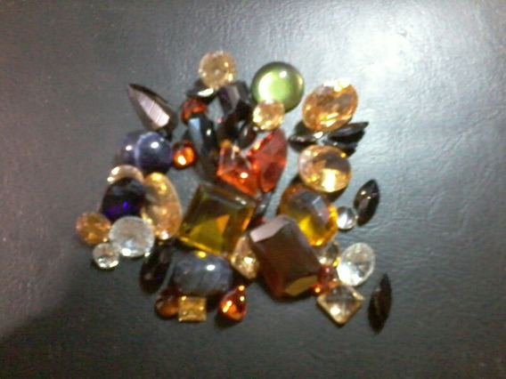 Pedras Preciosas Variadas