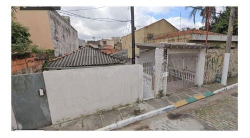 Terreno Em Chácara Belenzinho, São Paulo/sp De 0m² À Venda Por R$ 450.000,00 - Te984652