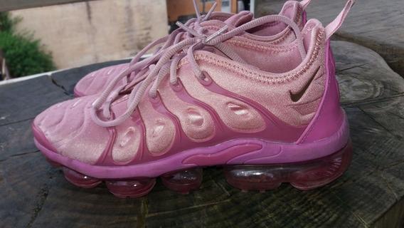 Nike Vapormax Rosa Numeração 38.5