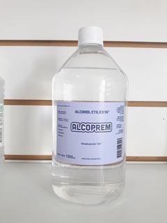 Alcohol 96° Etilico Liquido 1000 Ml