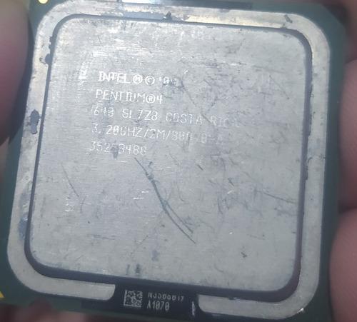 Processador Pentium 4   3.02 Ghz