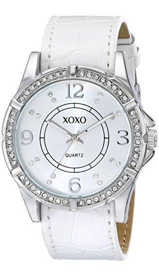 Xoxo Xo9063de La Mujer Reloj De Cuarzo Analógico De La Vis