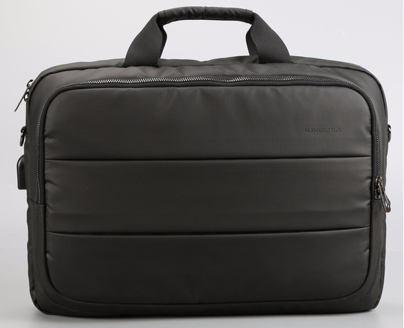 Mochila Smart Kingsons P/ Laptop Até 15.6 / Porta Usb