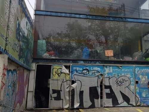 Local Comercial Edificio (remate) En Excelente Ubicación Frente A Plaza Cuicuilco