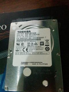 Disco Duro Toshiba 500gb Serial Ata