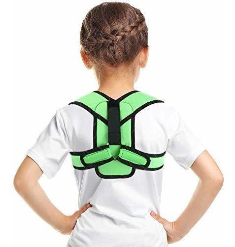 Ortonyx Niños Clavícula Soporte De Postura Corsé Correct