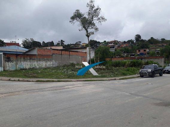 Terreno À Venda, 300 M² Por R$ 150.000,00 - Ouro Fino Paulista (ouro Fino Paulista) - Ribeirão Pires/sp - Te0117
