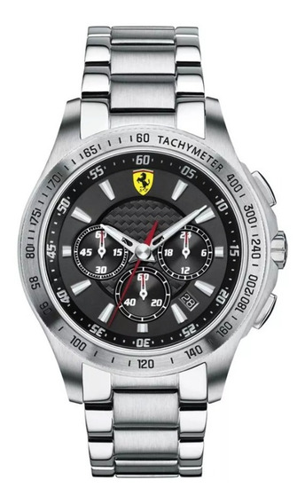 Relógio De Pulso Ferrari Sf105 0830048 Original