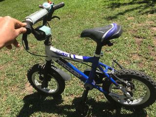 Bicicleta Raleigh Niño Mxr Funcionando Lista ! San Isidro