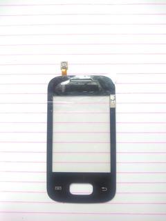 Tela Vidro Touch Samsung Galaxy Pocket S5300 S5302 Preto