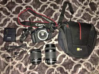 Camara Profesional Canon Eos Rebel T5i