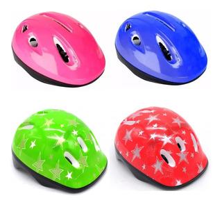 Casco Protector Niños Roller Bicicleta Skate Monopatin Lelab