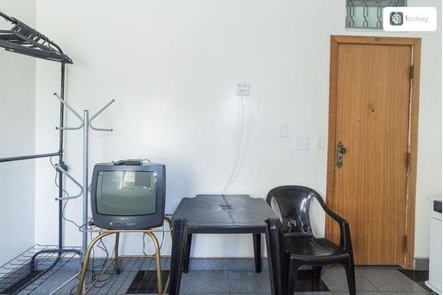 Imagem 1 de 13 de Aluguel De Flat Com 15m² E 1 Quarto - 7779