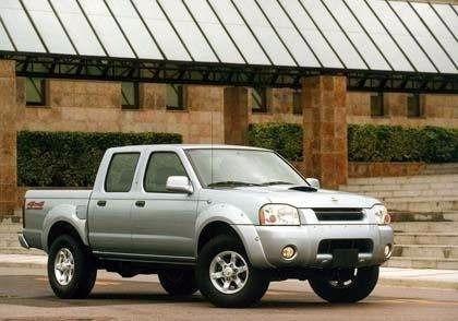 Sucata Nissan Frontier 2.8 Manual ( Para Retirada De Peças)