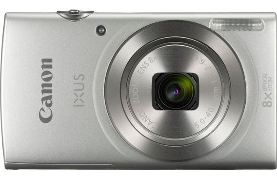 Canon Ixus 185 - Prata