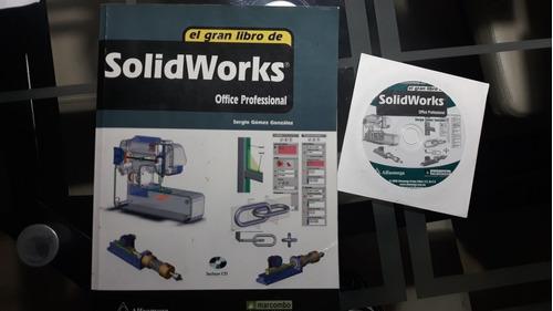 Imagen 1 de 3 de El Gran Libro De Solidworks