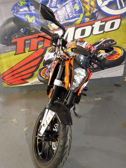 Ktm Duke 200 Modelo Modelo 2015 Trimoto